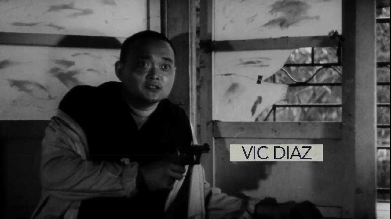 Vic Diaz in Malvarosa (1958)