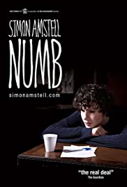 Simon Amstell: Numb Poster