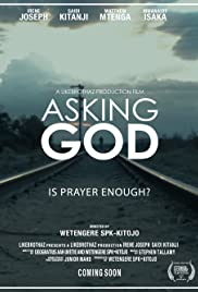 Asking God Poster