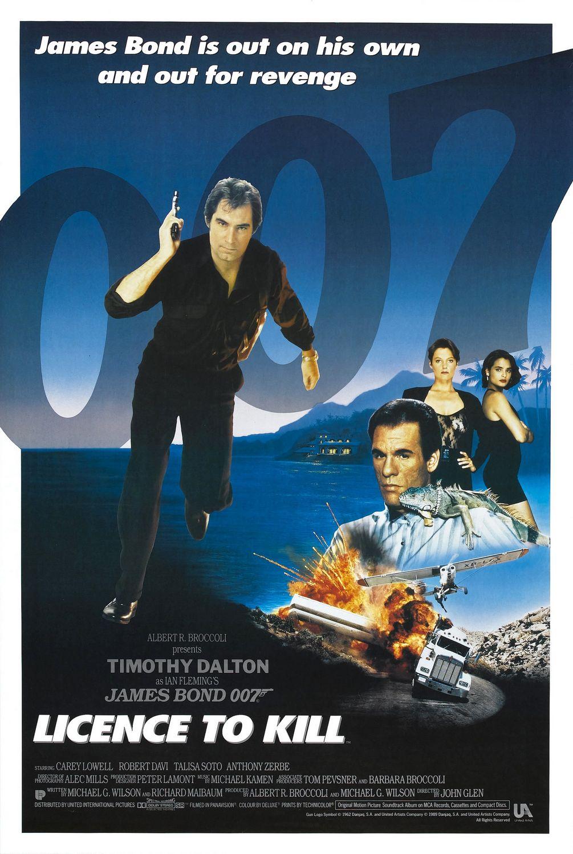 ดูหนังออนไลน์ Licence to Kill (1989)