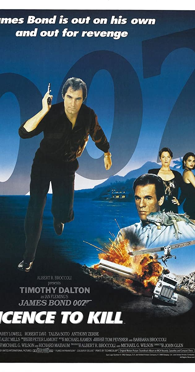 Licence to Kill (1989) - Licence to Kill (1989) - User