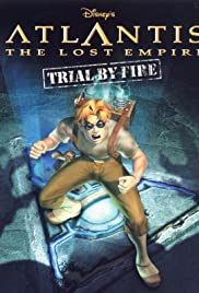 Atlantis: The Lost Empire - Trial by Fire Poster