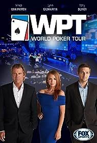 Vincent Van Patten, Lynn Gilmartin, and Tony Dunst in World Poker Tour (2003)