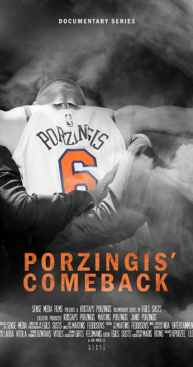 Download Porzingis' Comeback or watch streaming online complete episodes of  Season 1 in HD 720p 1080p using torrent