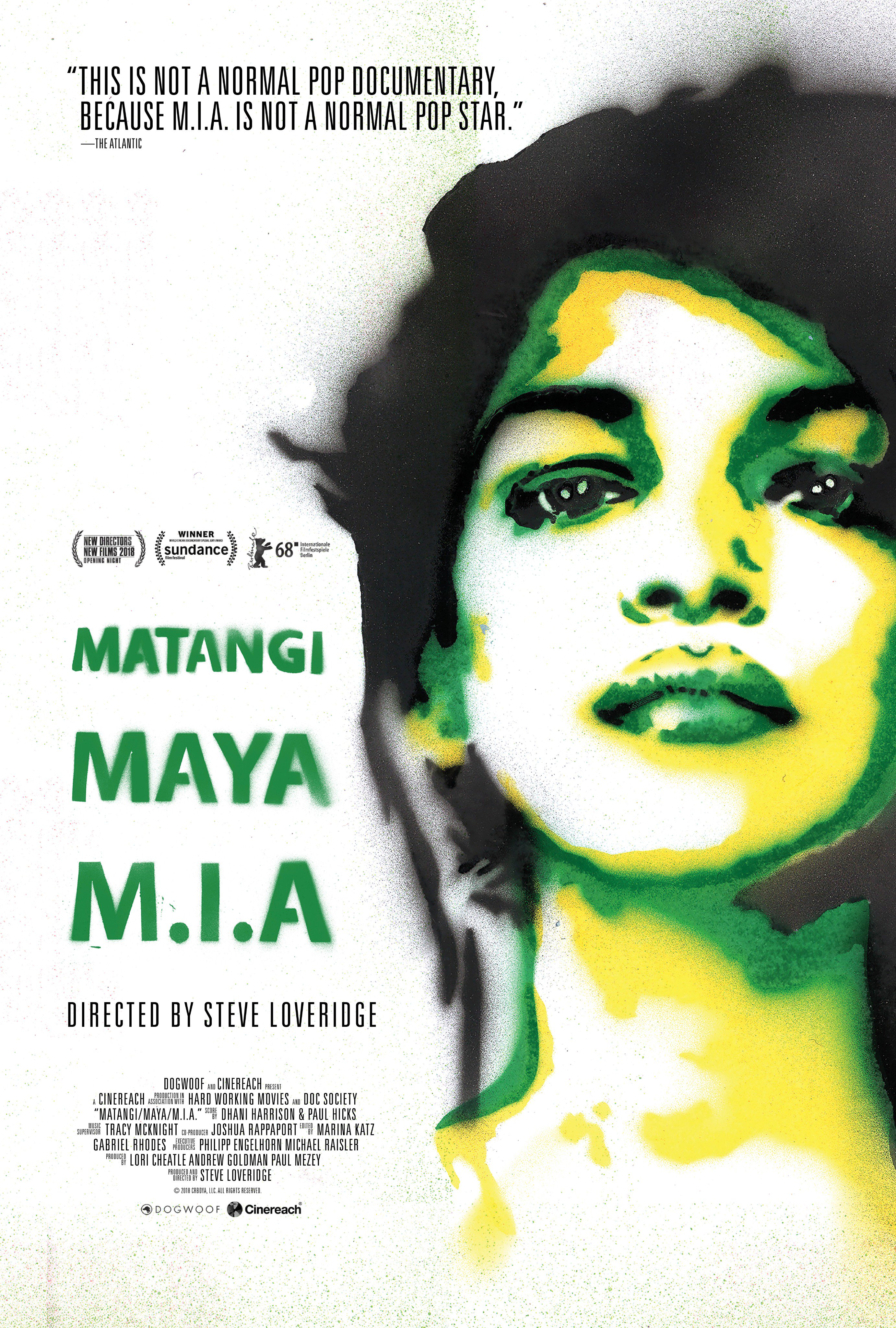 Image result for Matangi/Maya/M.I.A.
