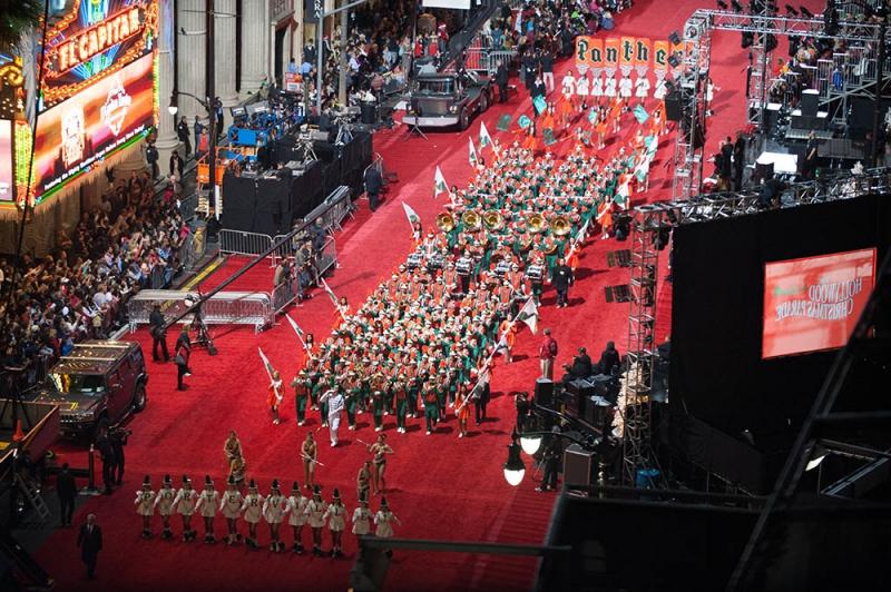 Hollywood Christmas Parade.87th Annual Hollywood Christmas Parade 2018