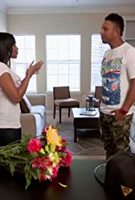 Drew Bisnaught and Traci Steele in Love & Hip Hop: Atlanta (2012)