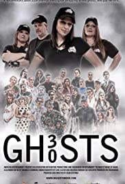 30 Ghosts Poster