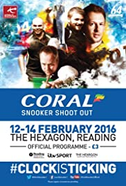 Snooker Shoot-Out Poster