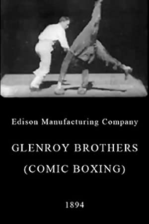 Glenroy Brothers (Comic Boxing) Poster