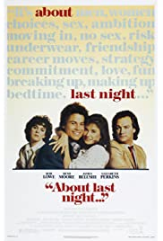 About Last Night... (1986) film en francais gratuit