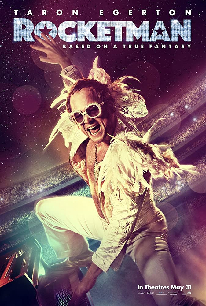 Jamie Bell, Barbara Drennan, Bryce Dallas Howard, Gemma Jones, Steven Mackintosh, Diana Alexandra Pocol, Rachel Muldoon, Ophelia Lovibond, Tom Bennett, Taron Egerton, Sian Crisp, and Alison Ball in Rocketman (2019)