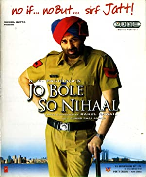 Sanjay Chhel (dialogue) Jo Bole So Nihaal Movie