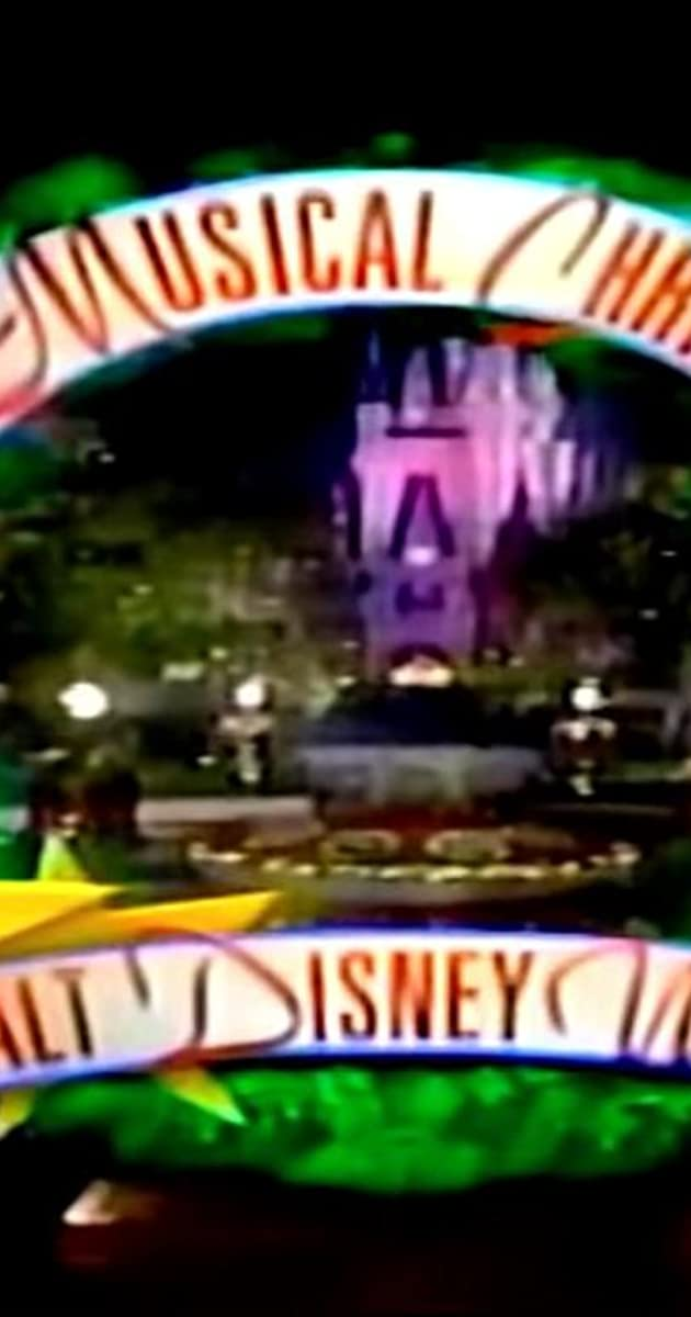 A Musical Christmas At Walt Disney World 1993 Andy Williams As Self Imdb