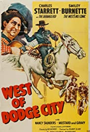 West of Dodge City Poster