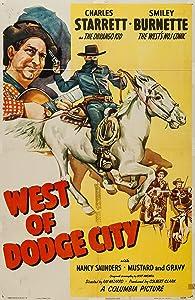 Watch tv online movies West of Dodge City [SATRip]
