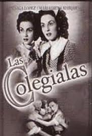 Las colegialas Poster