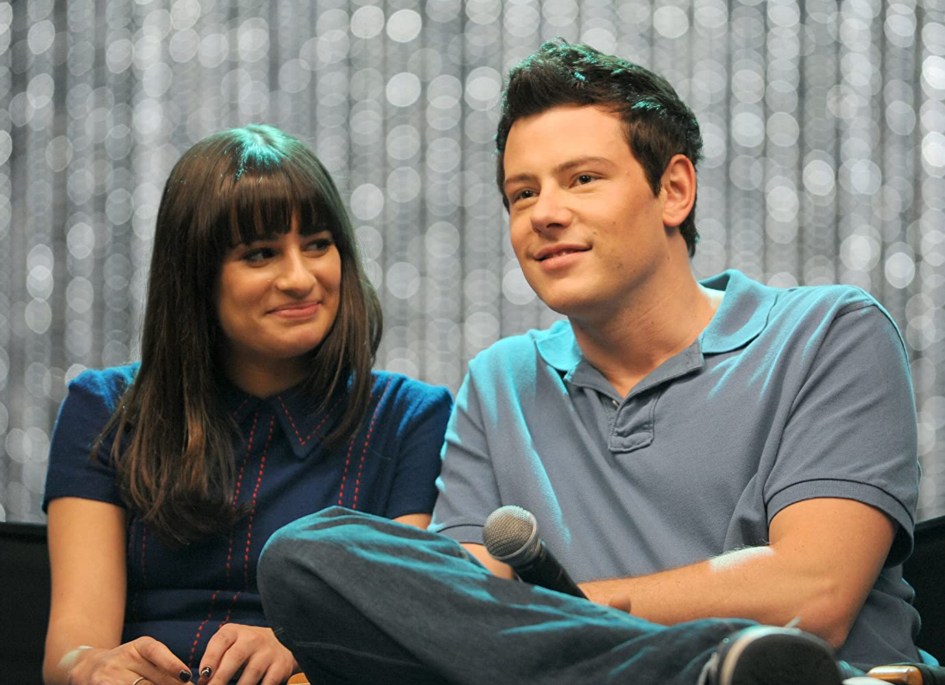 cory monteith i lea michele dating 2011
