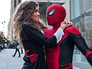 Spiderman: Rakhok Me'Ha'Ba'yit (2019)