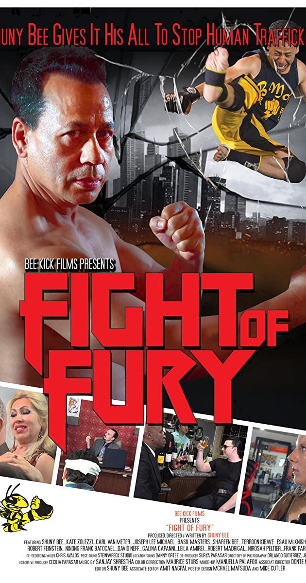 Fight of Fury (2020) Hindi (Voice Over) Dubbed + English [Dual Audio] WebRip 720p [1XBET]