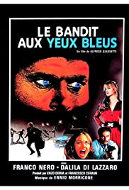 The Blue-Eyed Bandit Poster