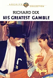 His Greatest Gamble Poster