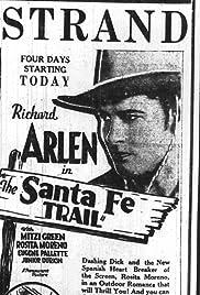 The Santa Fe Trail Poster
