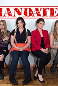 Jessica Eleanor Grant, Kelsey Maples, Lauren Lawson, and Chelsea Krause in Mandated