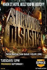 Surviving Disaster Poster