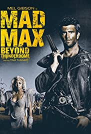 The Making of 'Mad Max Beyond Thunderdome' Poster