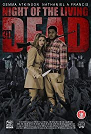 Night of the Living 3D Dead Poster