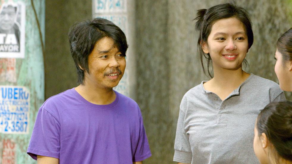 Empoy Marquez and Jennica Garcia in Maalaala mo kaya (1991)