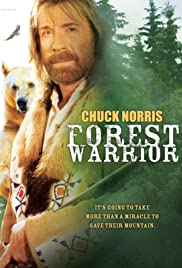 Forest Warrior Poster
