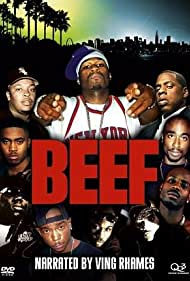 Beef Poster - Movie Forum, Cast, Reviews
