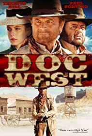 Paul Sorvino and Terence Hill in Doc West (2009)