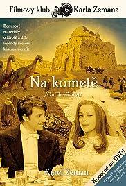 Na komete Poster