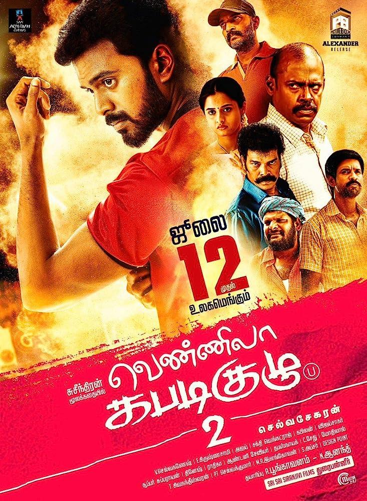 Vennila Kabaddi Kuzhu 2 (2019) Tamil 720p Proper HDRip 1.5GB ESub Download