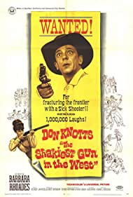 The Shakiest Gun in the West (1968) Poster - Movie Forum, Cast, Reviews