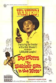 The Shakiest Gun in the West Poster