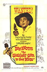 Top free download sites movie The Shakiest Gun in the West [640x320]