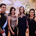 Marina Sirtis, Vanessa Angel, Taylor Cole, and Jack Turner in My Summer Prince (2016)