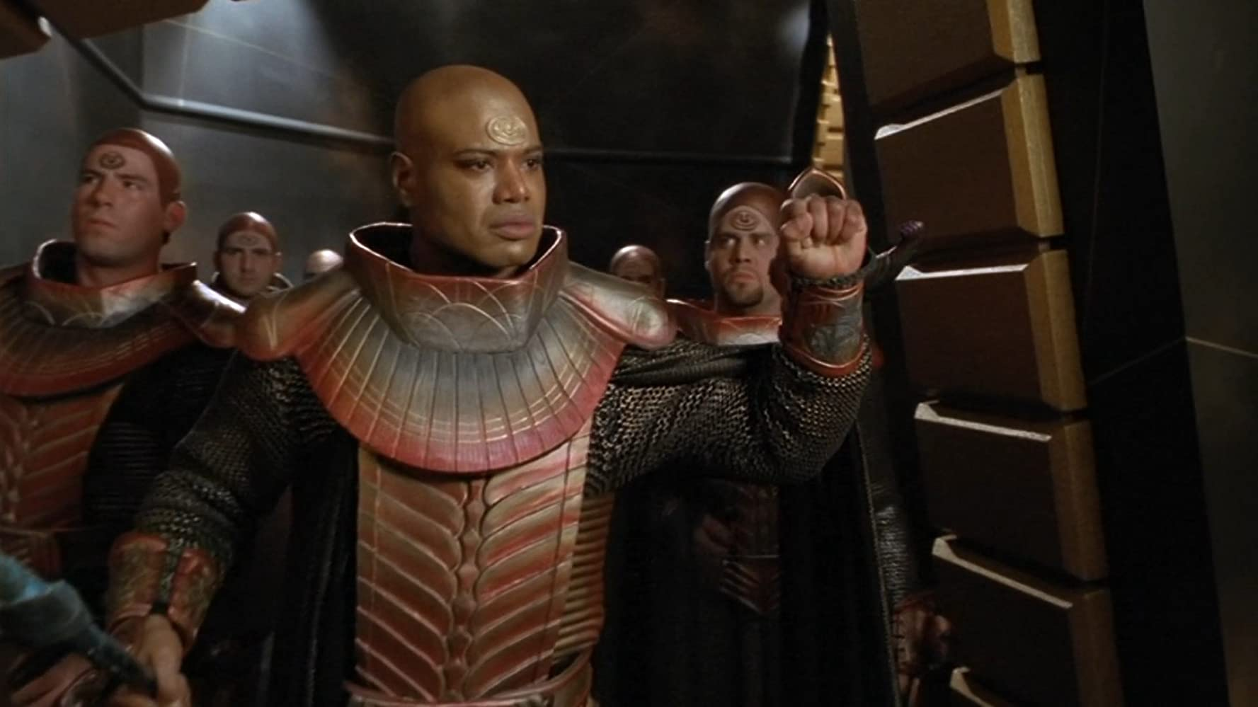 Christopher Judge in Stargate SG-1 (1997)