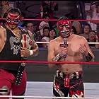 Paul London and Juan Carlos Baños in Lucha Libre USA: Masked Warriors (2010)