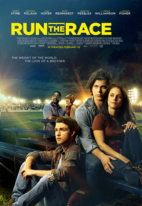 Run the Race (2019) English 331MB HDRip ESubs Download