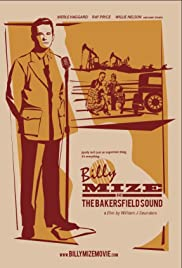 Billy Mize & the Bakersfield Sound Poster