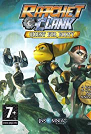 Ratchet & Clank Future: Quest for Booty Poster