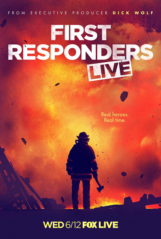 First Responders Live (TV Series 2019– ) - IMDb