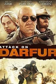 Edward Furlong, Billy Zane, and Kristanna Loken in Darfur (2009)