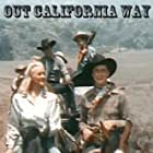 Diana Mumby, Riders of the Purple Sage, and Foy Willing in Out California Way (1946)