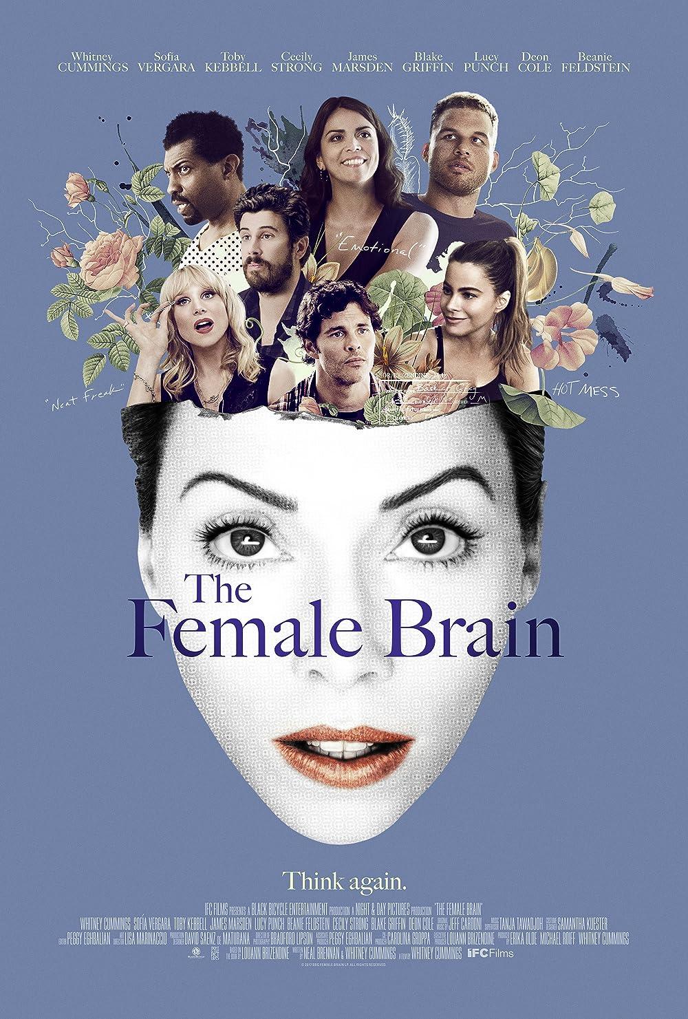 Feminine brain the The new